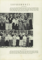 A L Brown High School - Albrokan Yearbook (Kannapolis, NC) online yearbook collection, 1953 Edition, Page 53