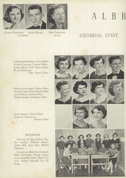 A L Brown High School - Albrokan Yearbook (Kannapolis, NC) online yearbook collection, 1953 Edition, Page 8