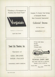 A L Brown High School - Albrokan Yearbook (Kannapolis, NC) online yearbook collection, 1953 Edition, Page 82