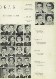 A L Brown High School - Albrokan Yearbook (Kannapolis, NC) online yearbook collection, 1953 Edition, Page 9