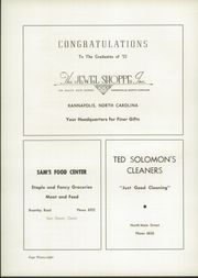 A L Brown High School - Albrokan Yearbook (Kannapolis, NC) online yearbook collection, 1955 Edition, Page 102