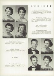 A L Brown High School - Albrokan Yearbook (Kannapolis, NC) online yearbook collection, 1955 Edition, Page 26
