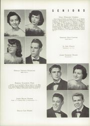 A L Brown High School - Albrokan Yearbook (Kannapolis, NC) online yearbook collection, 1955 Edition, Page 28