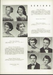 A L Brown High School - Albrokan Yearbook (Kannapolis, NC) online yearbook collection, 1955 Edition, Page 38
