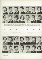 A L Brown High School - Albrokan Yearbook (Kannapolis, NC) online yearbook collection, 1955 Edition, Page 58