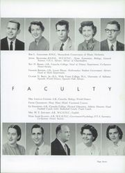 A L Brown High School - Albrokan Yearbook (Kannapolis, NC) online yearbook collection, 1956 Edition, Page 11 of 128