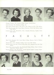A L Brown High School - Albrokan Yearbook (Kannapolis, NC) online yearbook collection, 1956 Edition, Page 12