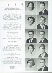 A L Brown High School - Albrokan Yearbook (Kannapolis, NC) online yearbook collection, 1956 Edition, Page 17 of 128