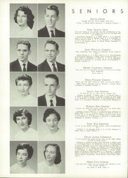 A L Brown High School - Albrokan Yearbook (Kannapolis, NC) online yearbook collection, 1956 Edition, Page 24