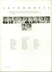 A L Brown High School - Albrokan Yearbook (Kannapolis, NC) online yearbook collection, 1956 Edition, Page 58