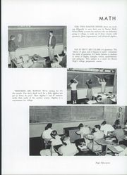 A L Brown High School - Albrokan Yearbook (Kannapolis, NC) online yearbook collection, 1956 Edition, Page 61