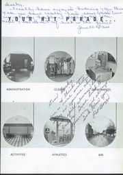 A L Brown High School - Albrokan Yearbook (Kannapolis, NC) online yearbook collection, 1957 Edition, Page 11