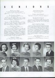 A L Brown High School - Albrokan Yearbook (Kannapolis, NC) online yearbook collection, 1957 Edition, Page 35