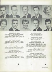 A L Brown High School - Albrokan Yearbook (Kannapolis, NC) online yearbook collection, 1958 Edition, Page 21
