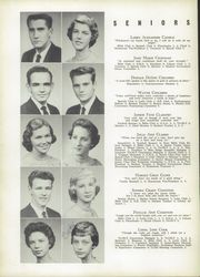 A L Brown High School - Albrokan Yearbook (Kannapolis, NC) online yearbook collection, 1958 Edition, Page 22