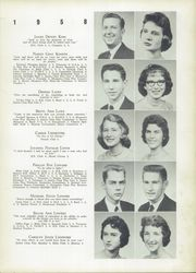 A L Brown High School - Albrokan Yearbook (Kannapolis, NC) online yearbook collection, 1958 Edition, Page 31