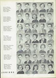 A L Brown High School - Albrokan Yearbook (Kannapolis, NC) online yearbook collection, 1958 Edition, Page 55