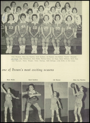 A L Brown High School - Albrokan Yearbook (Kannapolis, NC) online yearbook collection, 1959 Edition, Page 111