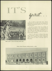 A L Brown High School - Albrokan Yearbook (Kannapolis, NC) online yearbook collection, 1959 Edition, Page 12