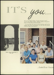A L Brown High School - Albrokan Yearbook (Kannapolis, NC) online yearbook collection, 1959 Edition, Page 18