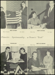 A L Brown High School - Albrokan Yearbook (Kannapolis, NC) online yearbook collection, 1959 Edition, Page 57