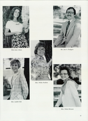 A L Brown High School - Albrokan Yearbook (Kannapolis, NC) online yearbook collection, 1978 Edition, Page 27