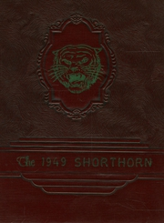 A and M Consolidated High School - Tigerland Yearbook (College Station, TX) online yearbook collection, 1949 Edition, Cover