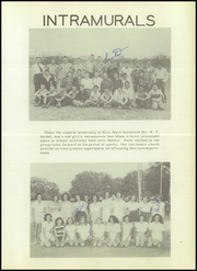 A and M Consolidated High School - Tigerland Yearbook (College Station, TX) online yearbook collection, 1949 Edition, Page 105