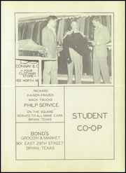 A and M Consolidated High School - Tigerland Yearbook (College Station, TX) online yearbook collection, 1949 Edition, Page 113