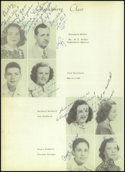 A and M Consolidated High School - Tigerland Yearbook (College Station, TX) online yearbook collection, 1949 Edition, Page 32