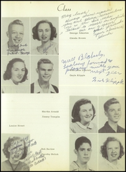 A and M Consolidated High School - Tigerland Yearbook (College Station, TX) online yearbook collection, 1949 Edition, Page 35
