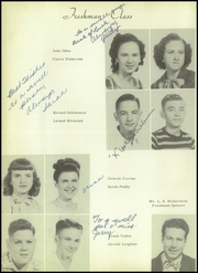 A and M Consolidated High School - Tigerland Yearbook (College Station, TX) online yearbook collection, 1949 Edition, Page 36