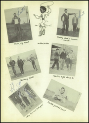 A and M Consolidated High School - Tigerland Yearbook (College Station, TX) online yearbook collection, 1949 Edition, Page 42