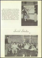A and M Consolidated High School - Tigerland Yearbook (College Station, TX) online yearbook collection, 1949 Edition, Page 49
