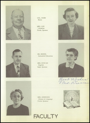 A and M Consolidated High School - Tigerland Yearbook (College Station, TX) online yearbook collection, 1950 Edition, Page 17