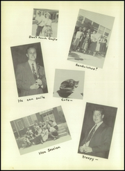 A and M Consolidated High School - Tigerland Yearbook (College Station, TX) online yearbook collection, 1950 Edition, Page 18