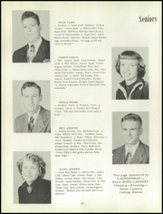 A and M Consolidated High School - Tigerland Yearbook (College Station, TX) online yearbook collection, 1952 Edition, Page 14