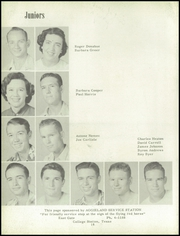 A and M Consolidated High School - Tigerland Yearbook (College Station, TX) online yearbook collection, 1952 Edition, Page 20