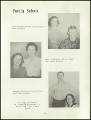 A and M Consolidated High School - Tigerland Yearbook (College Station, TX) online yearbook collection, 1952 Edition, Page 65