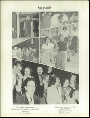 A and M Consolidated High School - Tigerland Yearbook (College Station, TX) online yearbook collection, 1952 Edition, Page 76