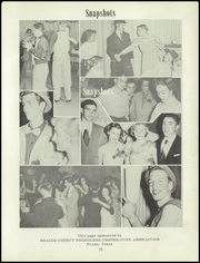 A and M Consolidated High School - Tigerland Yearbook (College Station, TX) online yearbook collection, 1952 Edition, Page 77
