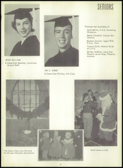 A and M Consolidated High School - Tigerland Yearbook (College Station, TX) online yearbook collection, 1954 Edition, Page 21