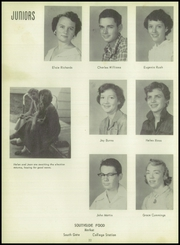 A and M Consolidated High School - Tigerland Yearbook (College Station, TX) online yearbook collection, 1954 Edition, Page 26