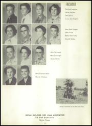 A and M Consolidated High School - Tigerland Yearbook (College Station, TX) online yearbook collection, 1954 Edition, Page 39