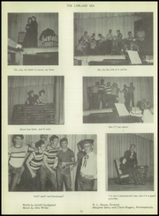 A and M Consolidated High School - Tigerland Yearbook (College Station, TX) online yearbook collection, 1954 Edition, Page 58