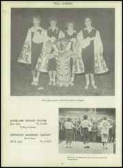 A and M Consolidated High School - Tigerland Yearbook (College Station, TX) online yearbook collection, 1954 Edition, Page 64