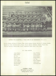 A and M Consolidated High School - Tigerland Yearbook (College Station, TX) online yearbook collection, 1954 Edition, Page 67