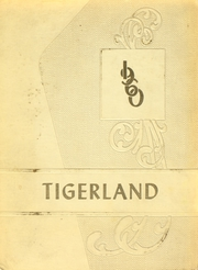 A and M Consolidated High School - Tigerland Yearbook (College Station, TX) online yearbook collection, 1960 Edition, Cover