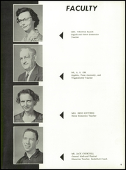 A and M Consolidated High School - Tigerland Yearbook (College Station, TX) online yearbook collection, 1960 Edition, Page 15