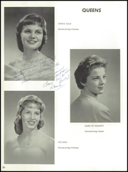 A and M Consolidated High School - Tigerland Yearbook (College Station, TX) online yearbook collection, 1960 Edition, Page 56